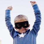 boy super hero